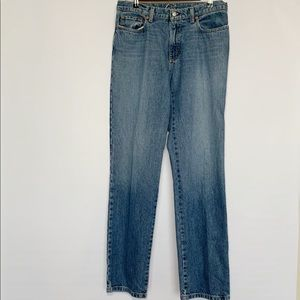Ralph Lauren Saturday Jeans Straight Leg
